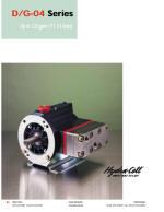 D04 high pressure coolant pump catalog pages