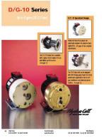 model D10 catalog pages