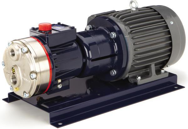Model D10 Hydra-Cell High Pressure Coolant Pump