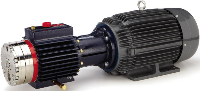D15 High Pressure Coolant Pump for pressures up to 2500 PSI