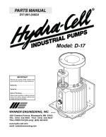 D15 coolant pump parts manual