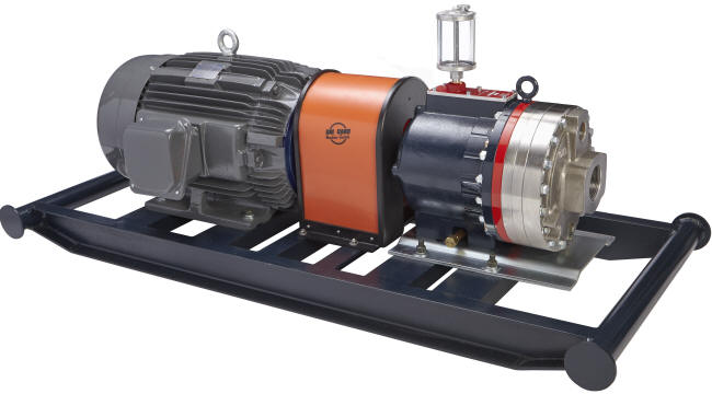 Model D35 Hydra-Cell High Pressure Coolant Pump Skid