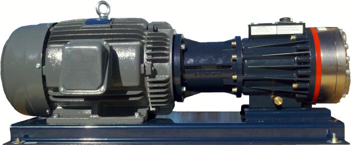 H25 High Pressure Coolant Pump for up to 20 GPM and Pressures up to 1,000 PSI
