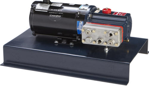 M03 High Pressure Coolant Pump for up to 3 GPM at 1200 PSI